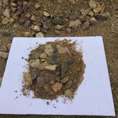 Concrete Gravel